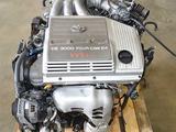 Двигатель lexus ES300 3l за 444 тг. в Алматы