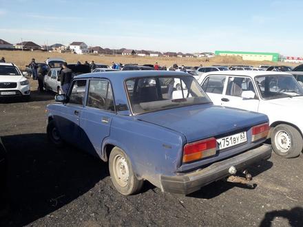 ВАЗ (Lada) 2107 2005 года за 340 000 тг. в Уральск – фото 2