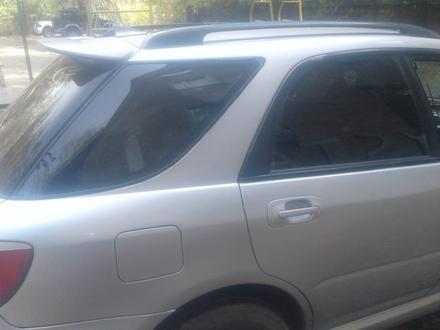 Subaru Impreza 2001 года за 2 400 000 тг. в Алматы – фото 4
