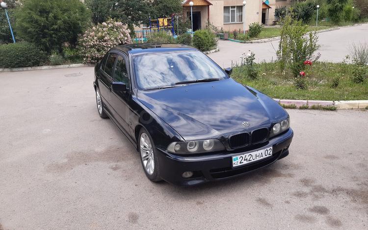 BMW 528 1998 года за 1 800 000 тг. в Алматы