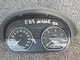 Панель Приборов БМВ е87 дизель за 35 000 тг. в Караганда
