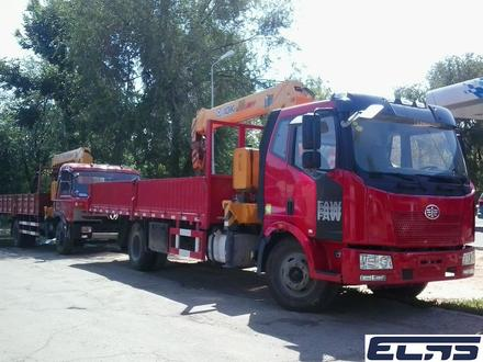 FAW  кран-5тонн, шасси-10тонн 2019 года за 18 500 000 тг. в Алматы – фото 19