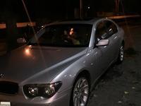 BMW 745 2002 года за 3 000 000 тг. в Алматы