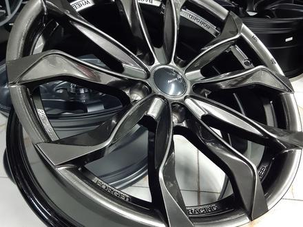 Диски на Тойота Камри r17.5 114.3 за 125 000 тг. в Алматы – фото 4