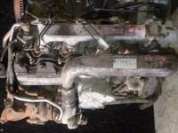 Двигатель дизель Тойота за 350 000 тг. в Алматы