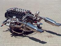 Контрактный двигатель Jeep Grand Cherokee 2004 — 2010 за 1 234 тг. в Усть-Каменогорск