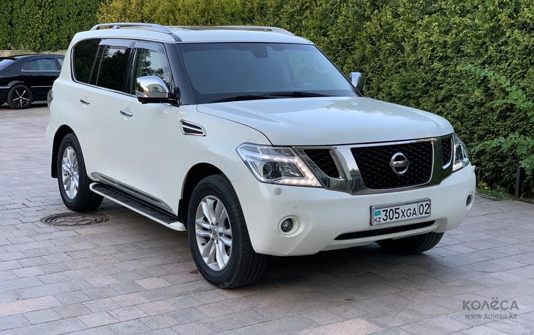 Nissan Patrol 2010 года за 9 700 000 тг. в Алматы
