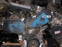 Двигатель тойота хайландер 3 литра за 222 тг. в Алматы