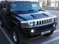 Hummer H2 2004 года за 7 500 000 тг. в Алматы