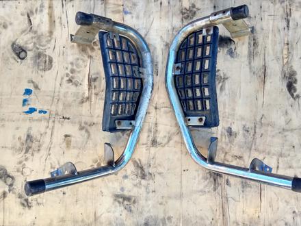 На Мицубиси Делика Delica, 1989-1993 гв передние подножки пара за 25 000 тг. в Алматы – фото 10