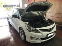 Hyundai Accent 2015 года за 4 100 000 тг. в Нур-Султан (Астана)