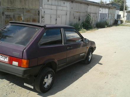 ВАЗ (Lada) 2108 (хэтчбек) 1997 года за 350 000 тг. в Рудный – фото 2