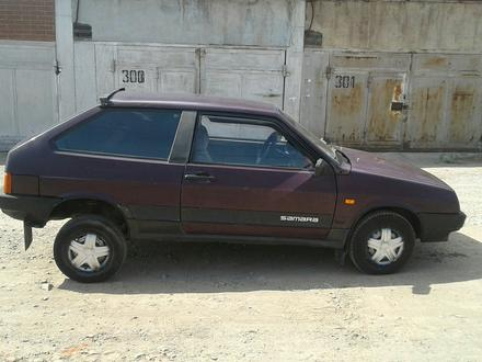 ВАЗ (Lada) 2108 (хэтчбек) 1997 года за 350 000 тг. в Рудный – фото 4