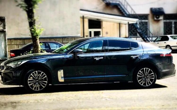 Kia Stinger 2018 года за 11 800 000 тг. в Алматы