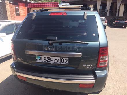 Jeep Grand Cherokee 2006 года за 5 850 000 тг. в Алматы – фото 6