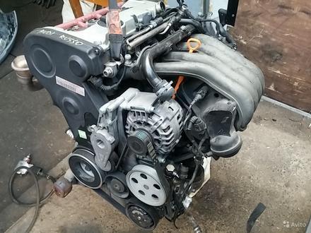 Двигатель ALT на Ауди a4 b6, a6 c5, объем 2., без навесного по запчастям в Тараз