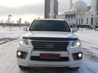 Lexus LX 570 2008 года за 13 000 000 тг. в Астана