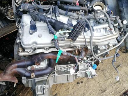 Двигатель 3ur 3urfe 5.7Л АКПП автомат раздатка за 999 тг. в Алматы – фото 3