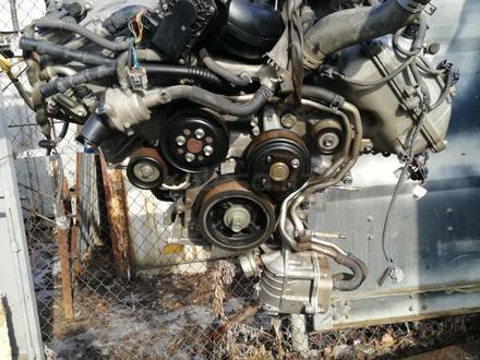 Двигатель 3ur 3urfe 5.7Л АКПП автомат раздатка за 999 тг. в Алматы – фото 2