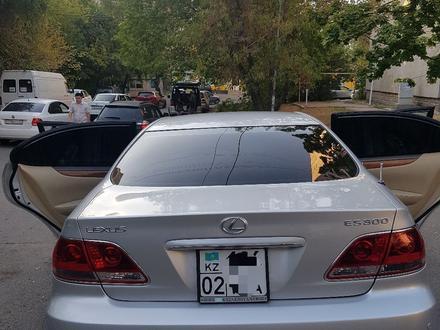 Lexus ES 300 2006 года за 4 000 000 тг. в Шымкент – фото 4