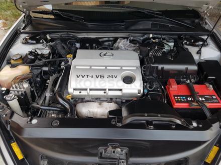 Lexus ES 300 2006 года за 4 000 000 тг. в Шымкент – фото 8