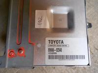 Компьютер основной Toyota Matrix e130 Тойота Матрикс 2002-2008 оригинал за 35 000 тг. в Алматы