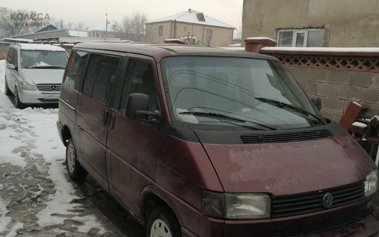 Volkswagen Multivan 1993 года за 2 000 000 тг. в Нур-Султан (Астана)