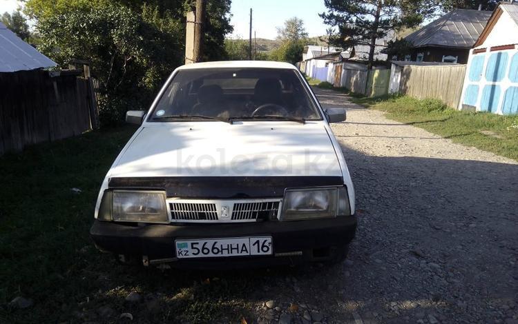 ВАЗ (Lada) 2109 (хэтчбек) 1999 года за 350 000 тг. в Усть-Каменогорск