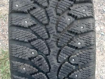 Комплект зимних шин 205/55/16 cordiant за 45 000 тг. в Алматы