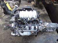 Двигатель Toyota Land Cruiser 100 за 7 777 тг. в Алматы