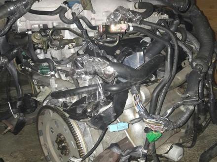 Двигатель Infiniti fx35 (инфинити фх35) за 222 тг. в Алматы
