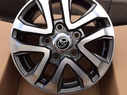 Новые диски R17 5*150 Toyota Lexus за 125 000 тг. в Актау – фото 2