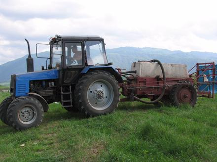Ростсельмаш  ОП 2000 1996 года за 1 000 000 тг. в Сарканд