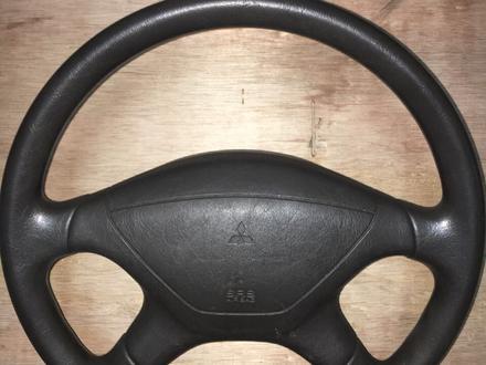 Руль на Mitsubishi Chariot 1991-1997 гг за 10 000 тг. в Алматы – фото 3