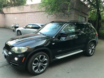BMW X5 2009 года за 6 950 000 тг. в Алматы – фото 2