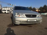 Lexus GS 300 2001 года за 3 650 000 тг. в Алматы