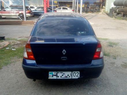 Renault Clio 2006 года за 1 150 000 тг. в Алматы – фото 4