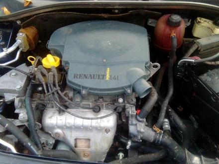 Renault Clio 2006 года за 1 150 000 тг. в Алматы – фото 6