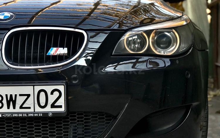 BMW M5 2006 года за 9 000 000 тг. в Алматы