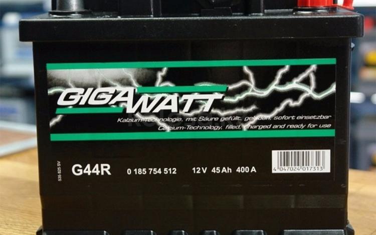Аккумулятор Bosch, Gigawatt, Edcon, Varta бесплатная доставка и установка! за 15 000 тг. в Алматы