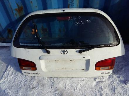 Крышка багажника со стеклом Toyota Camry 10 за 35 000 тг. в Семей