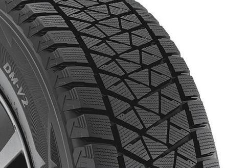 Bridgestone Blizzak DM-v2 285/45 r22 110t за 100 500 тг. в Петропавловск – фото 2