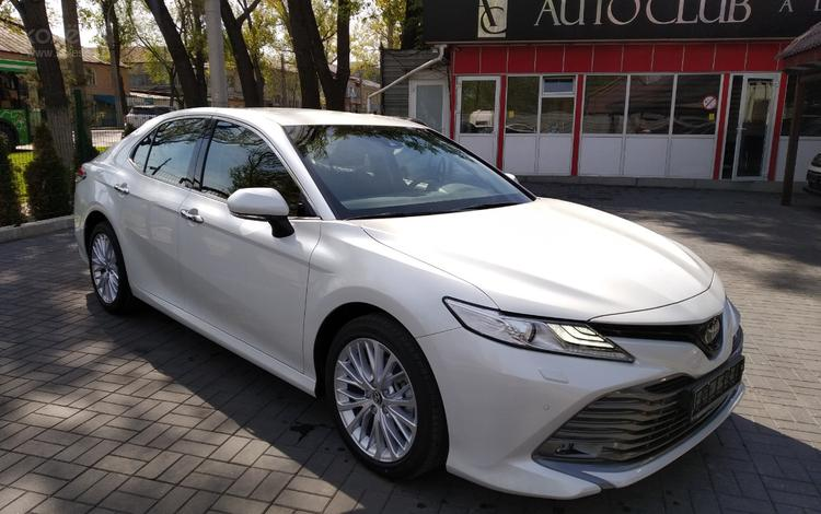 Toyota Camry 2019 года за 14 145 000 тг. в Алматы