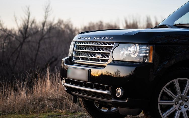Land Rover Range Rover 2010 года за 8 500 000 тг. в Алматы