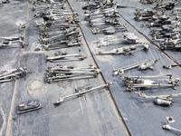 Механизм Трапеция стеклоочистителя Тойота Хайлендер за 14 000 тг. в Караганда