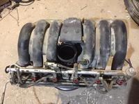 Бензиновые форсунки для Mersedes benzw124 e320. Двигатель м104 за 4 000 тг. в Актобе