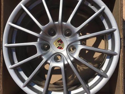 Новые диски на Porsche Cayenne R20-R21 Имеются за 250 000 тг. в Алматы – фото 2