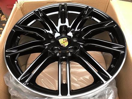 Новые диски на Porsche Cayenne R20-R21 Имеются за 250 000 тг. в Алматы – фото 5