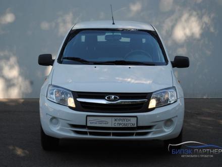 ВАЗ (Lada) 2190 (седан) 2014 года за 2 150 000 тг. в Алматы – фото 2