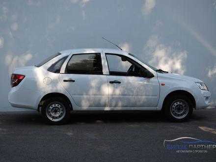 ВАЗ (Lada) 2190 (седан) 2014 года за 2 150 000 тг. в Алматы – фото 6